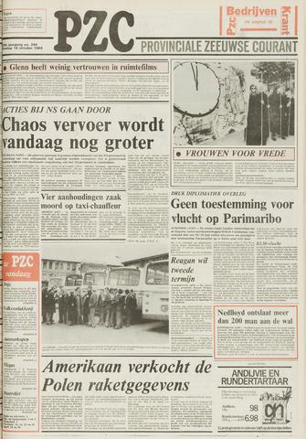 Provinciale Zeeuwse Courant 1983-10-18