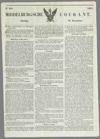 Middelburgsche Courant 1865-12-26