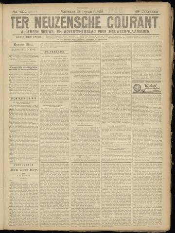 Ter Neuzensche Courant. Algemeen Nieuws- en Advertentieblad voor Zeeuwsch-Vlaanderen / Neuzensche Courant ... (idem) / (Algemeen) nieuws en advertentieblad voor Zeeuwsch-Vlaanderen 1929-01-28