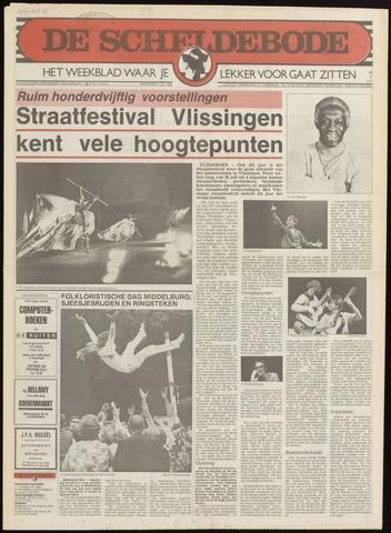 Scheldebode 1985-07-11