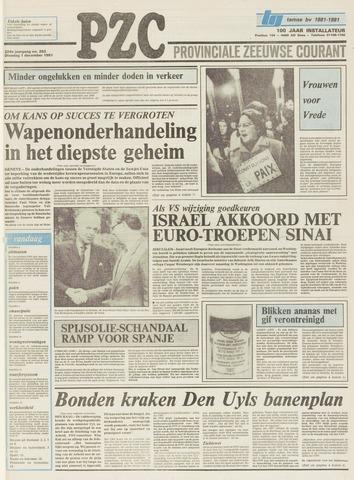 Provinciale Zeeuwse Courant 1981-12-01