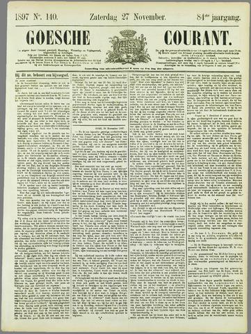 Goessche Courant 1897-11-27