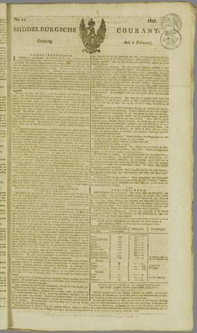 Middelburgsche Courant 1817-02-01