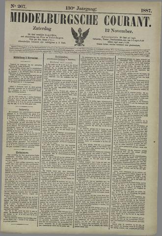 Middelburgsche Courant 1887-11-12