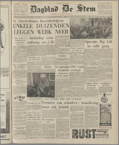 de Stem 1963-10-23