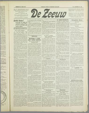 De Zeeuw. Christelijk-historisch nieuwsblad voor Zeeland 1937-06-23