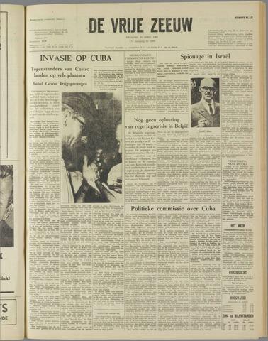 de Vrije Zeeuw 1961-04-18