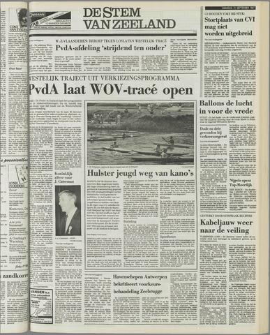 de Stem 1987-09-21