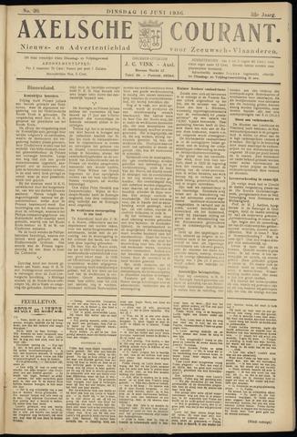 Axelsche Courant 1936-06-16