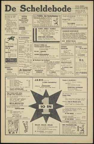 Scheldebode 1960-04-22
