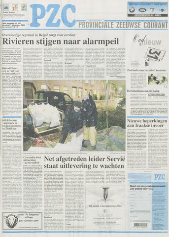 Provinciale Zeeuwse Courant 2002-12-31