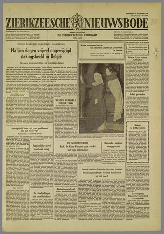 Zierikzeesche Nieuwsbode 1960-12-31