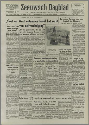 Zeeuwsch Dagblad 1956-04-16