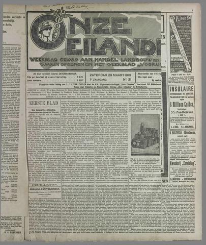 Onze Eilanden 1919-03-29