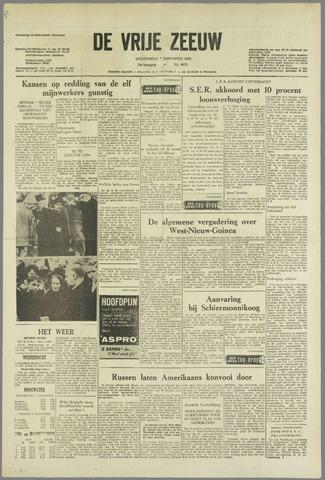 de Vrije Zeeuw 1963-11-07
