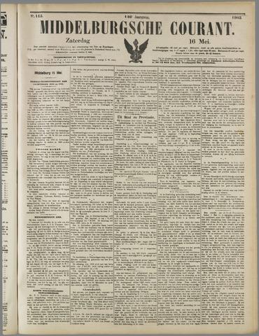 Middelburgsche Courant 1903-05-16