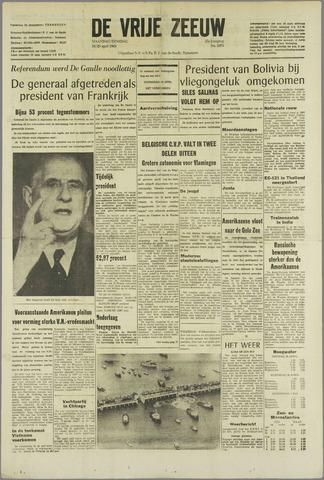 de Vrije Zeeuw 1969-04-28