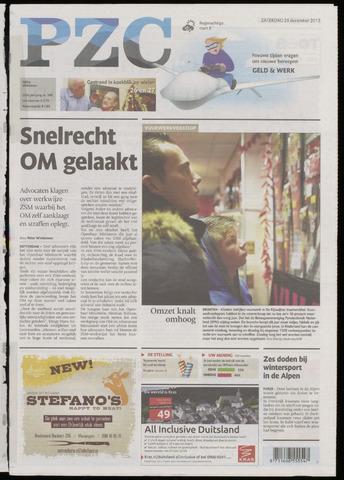 Provinciale Zeeuwse Courant 2013-12-28