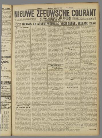 Nieuwe Zeeuwsche Courant 1925-01-15