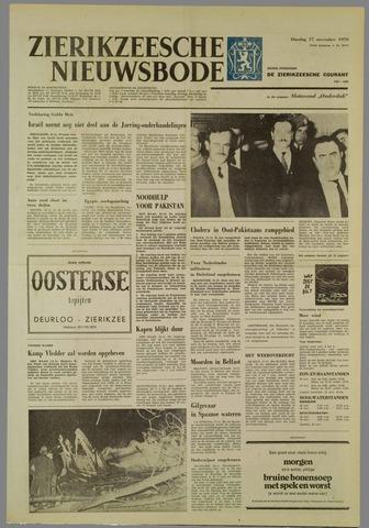 Zierikzeesche Nieuwsbode 1970-11-17