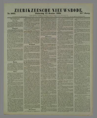 Zierikzeesche Nieuwsbode 1888-10-13