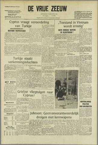 de Vrije Zeeuw 1964-08-13