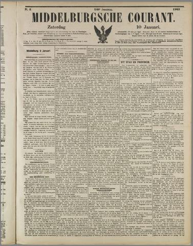 Middelburgsche Courant 1903-01-10