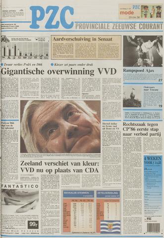 Provinciale Zeeuwse Courant 1995-03-09