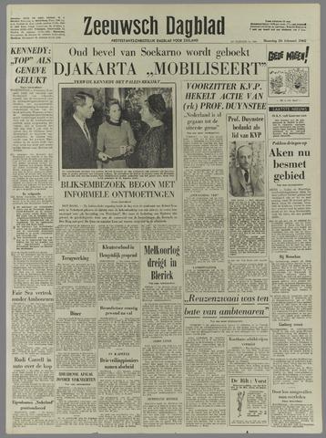 Zeeuwsch Dagblad 1962-02-26