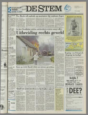 de Stem 1992-08-31