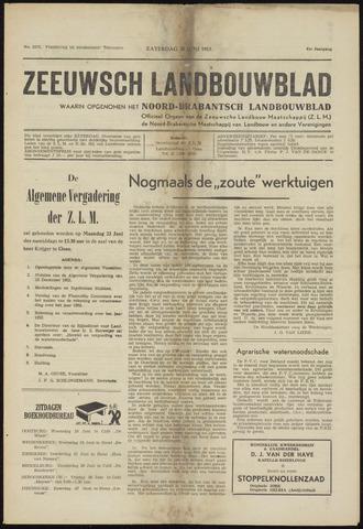 Zeeuwsch landbouwblad ... ZLM land- en tuinbouwblad 1953-06-20