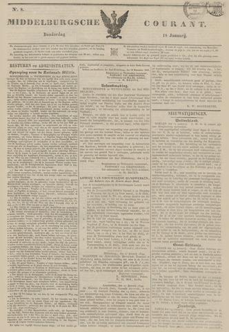 Middelburgsche Courant 1843-01-18
