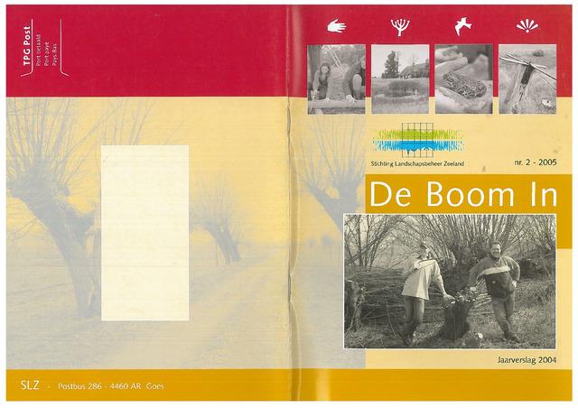 Landschapsbeheer Zeeland - de Boom in 2005-06-01