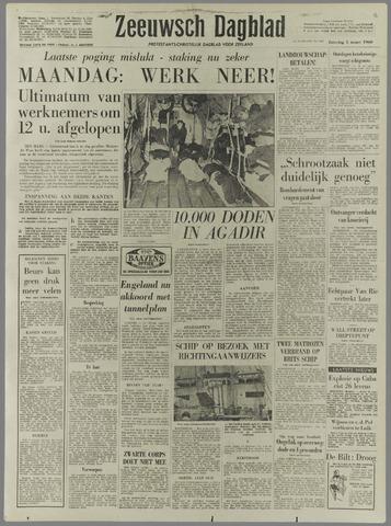 Zeeuwsch Dagblad 1960-03-05