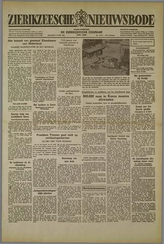 Zierikzeesche Nieuwsbode 1952-05-19