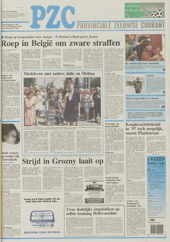 Provinciale Zeeuwse Courant 1996-08-20