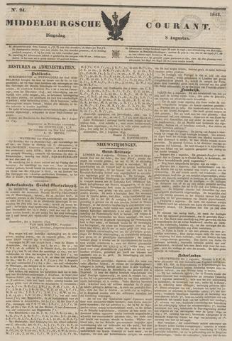 Middelburgsche Courant 1843-08-08