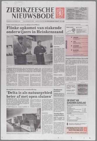 Zierikzeesche Nieuwsbode 1995-11-09
