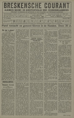 Breskensche Courant 1926-10-09