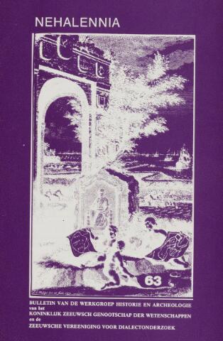Nehalennia 1986-12-01
