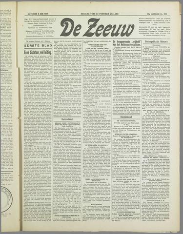 De Zeeuw. Christelijk-historisch nieuwsblad voor Zeeland 1937-06-05