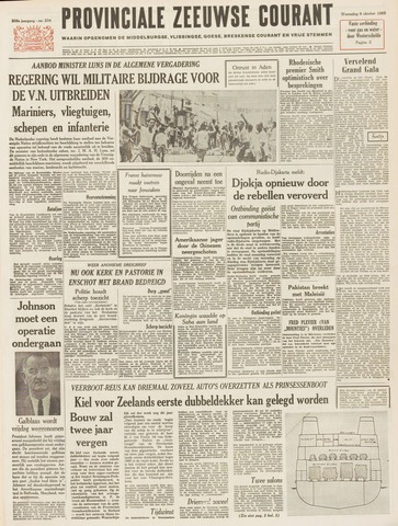 Provinciale Zeeuwse Courant 1965-10-06