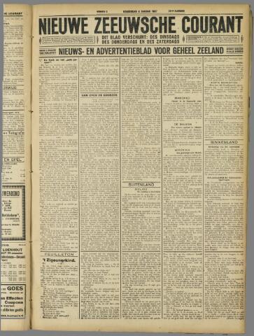 Nieuwe Zeeuwsche Courant 1927-01-06