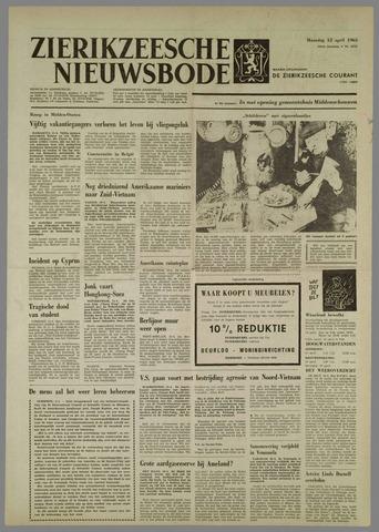Zierikzeesche Nieuwsbode 1965-04-12