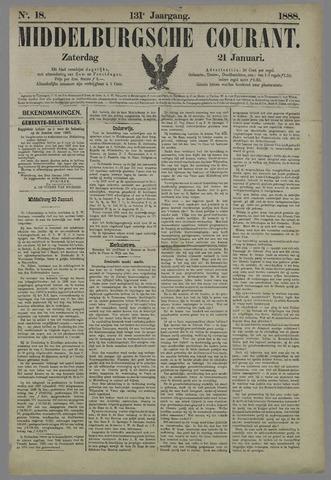 Middelburgsche Courant 1888-01-21