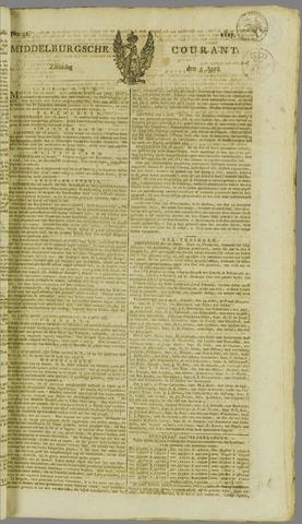 Middelburgsche Courant 1817-04-05