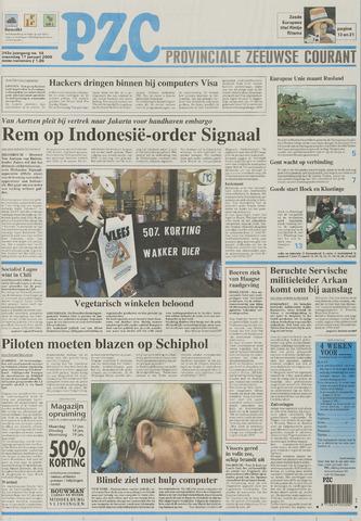 Provinciale Zeeuwse Courant 2000-01-17