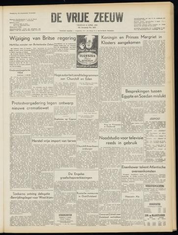 de Vrije Zeeuw 1955-04-08
