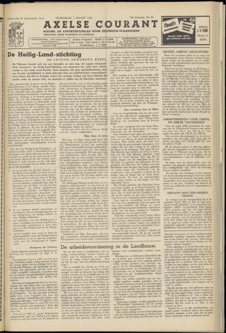 Axelsche Courant 1956-03-07