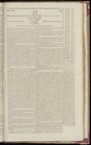 Middelburgsche Courant 1795-11-24